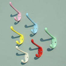Pastel coloured Victorian Style traditional Wall Coat Hooks