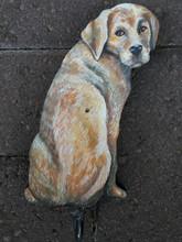 Golden Labrador Coat Hook