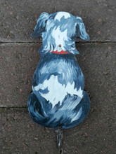 Scruffy Pup Coat Hook