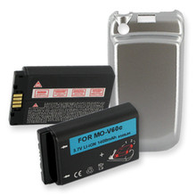 MOTOROLA V60c LI-ION 1.4Ah and SLV Cellular Battery