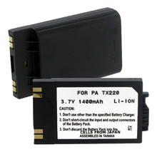 PAN EB-TX220 LI-ION 1400mAh Cellular Battery