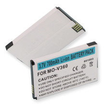 MOTOROLA V360 LI-ION 700mAh Cellular Battery