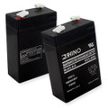 Sealed Lead Acid Battery 6 Volt 2.8Ah