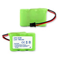 3X2 and 3AA NiMH 750mAh and B CONNECTOR Cordless Battery