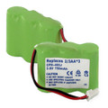 3X2 and 3AA NiMH 750mAh and J CONNECTOR Cordless Battery