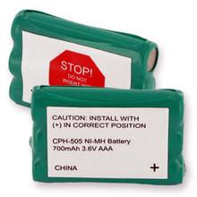 AT&T 2419 and 2420 NiMH 3.6V 700mAh Cordless Battery
