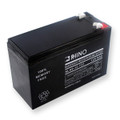 Sealed Lead Acid Battery 12V 9Ah w/wide terminals*