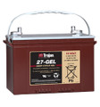 Trojan Gel Deep Cycle  Battery 12V 91Ah