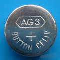AG3 / LR41 Alkaline Button Watch Battery 1.5V - 100 Pack - FREE SHIPPING