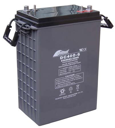 FullRiver 6 Volt 415 Amp Deep Cycle Agm Battery - Brooklyn