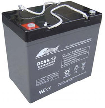 FullRiver 12 Volt 55 Amp Deep Cycle Agm Battery