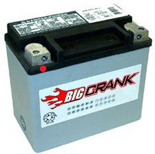 Big Crank  ETX12 10AH 12 Volt  Battery