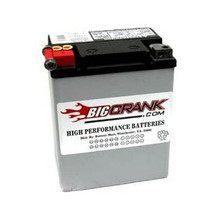 Big Crank  ETX15 14AH 12 Volt  Battery