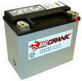 Big Crank  ETX16L 19AH 12 Volt  Battery