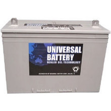 Deep Cycle GEL 86.4AHAH 12 Volt Battery