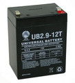 SLA 2.9AH 12 Volt Battery