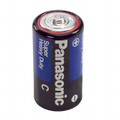 Panasonic Super Heavy Duty C Size 2 Pack (Retail Packaging - 2 Batteries on a card)