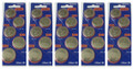 Sony CR2430 3V Lithium Coin Battery - 25 Pack - FREE SHIPPING