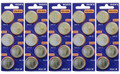 Sony Murata CR2450 3V Lithium Coin Battery - 25 Pack - FREE SHIPPING