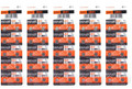 Maxell LR41 - 192 Alkaline Button Battery 1.5V - 50 Pack + FREE SHIPPING!