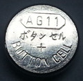 AG11 / LR721 Alkaline Button Watch Battery 1.5V - 1000 Pack - FREE SHIPPING