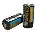 Panasonic CR123A 3.0V Photo Lithium Battery - 48 Pack + FREE SHIPPING