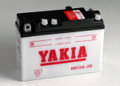 6 Volt 12 AMP Motorcycle and Power Sport Battery (6N12A-2D)