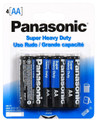 Panasonic Super Heavy Duty AA
