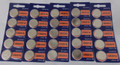 Sony Murata CR2016 3V Lithium Coin Battery - 25 Pack + FREE SHIPPING