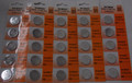 BBW CR2025 3V Lithium Coin Battery 25 Pack + FREE SHIPPING!