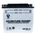 YB18L-A 12 Volt 18 Amp Hrs Conventional Power Sport Battery