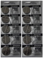 Energizer CR2025 3V Lithium Coin Battery - 10 Pack + FREE SHIPPING