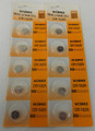 BBW CR1025 3V Lithium Coin Battery 10 Pack -  FREE SHIPPING!