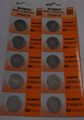 BBW CR2016 3V Lithium Coin Battery 10 Pack -  FREE SHIPPING!