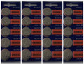 Sony CR2032 3V Lithium Coin Battery - 20 Pack + FREE Shipping