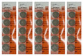 BBW CR2450 3V Lithium Coin Battery 25 Pack - FREE SHIPPING!