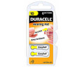 Duracell Activair Hearing Aid Batteries Size 10 - 20 Wheels of 4 ( 80 Batteries ) + FREE SHIPPING