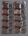 Maxell CR2032 3 Volt Lithium Coin Battery - 10 Pack - FREE Shipping