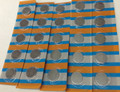 BBW CR1616 3V Lithium Coin Battery 25 Pack + FREE SHIPPING!