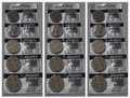 Energizer CR2032 3V Lithium Coin Battery - 15 Pack + FREE SHIPPING