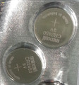 Maxell CR2450 3V Lithium Coin Battery - 2 Pack + FREE SHIPPING!
