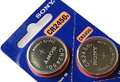 Sony CR2450 3V Lithium Coin Battery - 2 Pack - FREE SHIPPING