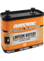 Rayovac 918  6V Alkaline Lantern Battery with Screw Terminals + FREE SHIPPING