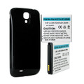 SAMSUNG GALAXY S4 5.2Ah EXTENDED NFC BATTERY WITH BLACK COVER + FREE SHIPPING