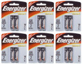 Energizer Max AA - 2 Pack Retail Carded - 6 Cards + Free Shipping