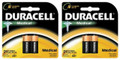 Duracell Medical E90 N Size 1.5V LR1 - 4 Pack + FREE SHIPPING!