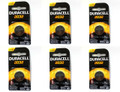 Duracell CR2032 Coin Battery - 6 Pack + FREE SHIPPING