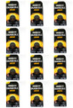 Duracell CR2032 Coin Battery - 12 Pack + FREE SHIPPING