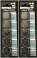 Panasonic BR2325 3V Lithium Coin Battery - 10 Pack + FREE SHIPPING!