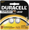 Duracell 2032 Coin Battery - 12 Pack (6 Retail Cards of 2) + FREE SHIPPING